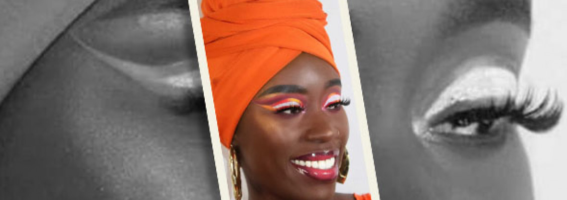 Fatou | Blackdiamond8686 | Content Creator and Makeup Artist in London Inspired Look Ellora Palette